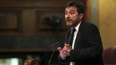 Unidas Podemos solicita el indulto para Hasel y evita condenar la violencia en las protestas