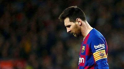 """Messi da marcha atrás y anuncia que se queda en el Barça: """"Jamás iría a juicio contra el club de mi vida"""""""