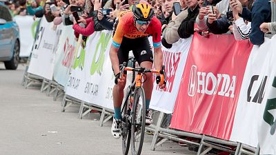 """Mikel Landa: """"Espero hacer Tour, Mundial y luego la Vuelta"""""""