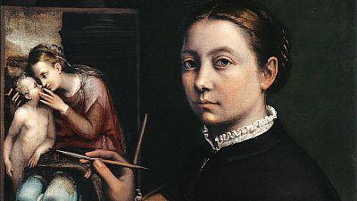 El mito de Sofonisba, la pintora que rompió el techo de cristal en el Renacimiento