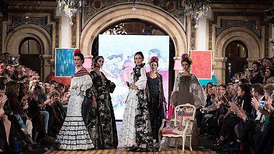 La moda flamenca bucea en sus raíces e historia