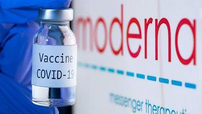 Moderna pide autorización para comercializar su vacuna contra el coronavirus en Europa y EE.UU.