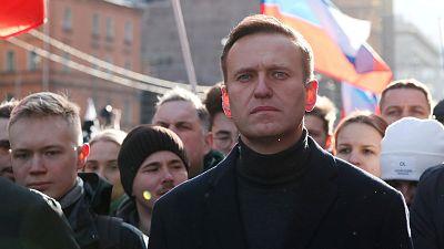 Moscú rechaza abrir la investigación del caso Navalny que la UE y EE.UU. reclaman