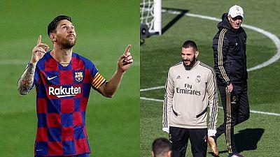 Los motivos para confiar en los pases de Madrid y Barça a los cuartos de Champions