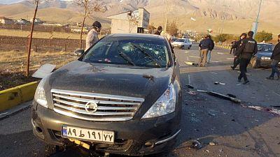 Asesinado uno de los principales científicos nucleares de Irán en un ataque cerca de Teherán