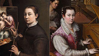 Mujeres artistas, la asignatura pendiente de los museos