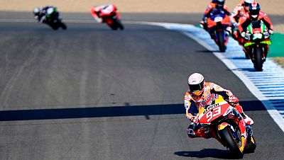 El Mundial de MotoGP en RTVE