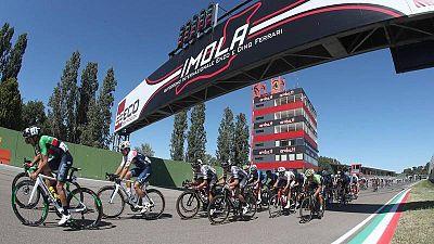 Los Mundiales de ciclismo se celebrarán del 24 al 27 de septiembre en Imola