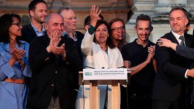 Tsunami verde y revés para Macron en unas elecciones municipales marcadas por una abstención récord