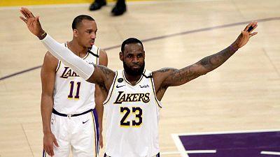 La NBA se reanudará con 22 equipos que lucharán por el anillo entre julio y octubre en Disney