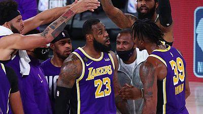 Lakers, el último proyecto de LeBron para reinar