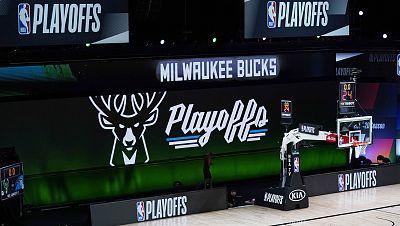 Los jugadores de la NBA ponen fin a la protesta antirracista y los playoffs volverán este viernes
