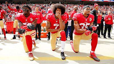 """La NFL se disculpa por """"no escuchar"""" las protestas antirracistas"""