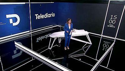 Los Telediarios están de estreno: así es la nueva cabecera, sintonía, decorado y rotulación