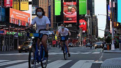 Nueva York comenzará la reapertura de la ciudad el 8 de junio