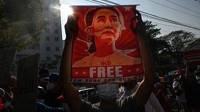 """La ONU denuncia los cortes de Internet en Birmania, ya que socavan """"los principios democráticos fundamentales"""""""