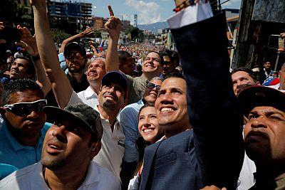 Otros 12 opositores salen de prisión en Venezuela tras los indultos de Maduro