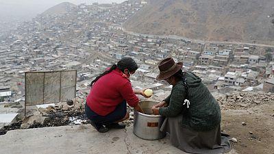 """La pandemia provocará niveles """"devastadores"""" de hambre en cerca de 25 países, según la ONU y la OMS"""
