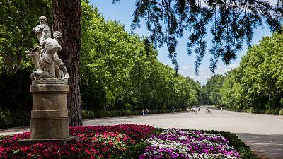 El Paseo del Prado y el Retiro de Madrid entran en la lista de Patrimonio Mundial de la Unesco