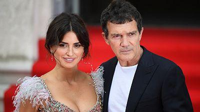 'Competencia oficial', con Penélope Cruz y Antonio Banderas, optará al León de Oro del Festival de Venecia