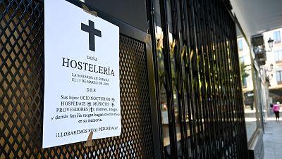 La hostelería perderá este año un 50 % de facturación y una cuarta parte del empleo, según la patronal