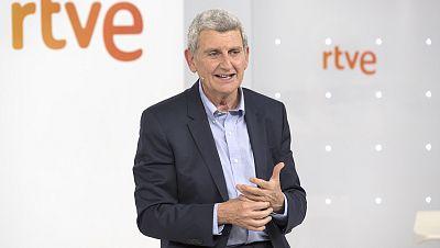 Pérez Tornero apuesta por el diálogo, la vocación de servicio público y una RTVE líder en la nueva etapa