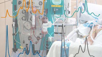 Así evoluciona el perfil COVID en hospitales: los mayores sin vacunar comienzan a notar el impacto de la ola en jóvenes