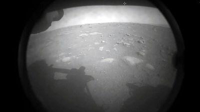 El Perseverance hace historia: aterriza con éxito en Marte la mayor misión al planeta rojo de la Nasa