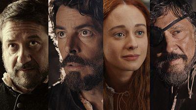 ¿Quién es quién en 'Inés del alma mía'? Trece personajes históricos con rostros de lujo