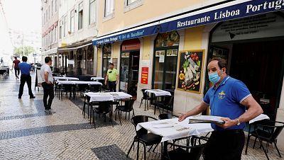 Portugal registra el mayor aumento de casos de coronavirus en un mes, con el foco en Lisboa