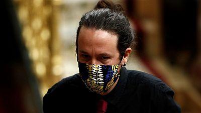 PP, Cs y Vox se unen contra Pablo Iglesias por sus críticas al poder judicial y a la Corona pero no podrán reprobarlo