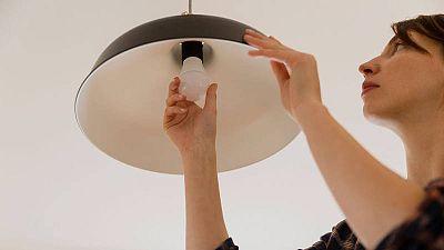El precio de la luz volverá a subir este miércoles un 6,75 % y alcanzará su segundo mayor nivel en enero