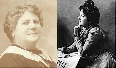 Las primeras mujeres de la Asociación de la Prensa