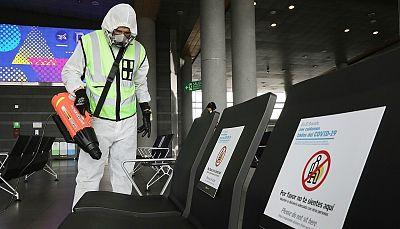 La prohibición de viajar se mantiene en casi toda Latinoamérica