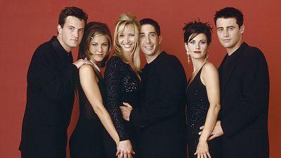 Mira cómo han cambiado (o no) los protagonistas de 'Friends'