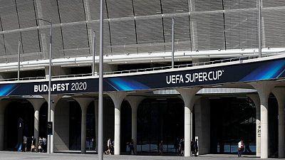"""La """"prueba piloto"""" con público de la UEFA para la Supercopa de Budapest genera más dudas que certezas"""