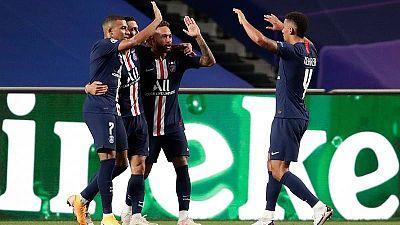 El PSG alcanza su primera final de Champions tras vencer al Leipzig