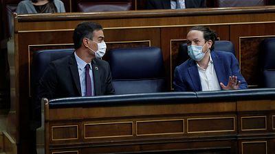 PSOE y Unidas Podemos registran la reforma del Poder Judicial para eludir el veto del PP