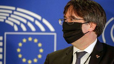 Puigdemont creu que la justícia europea ha fet un pas més per donar-los la raó