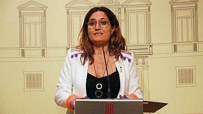 Laura Vilagrà representarà finalment el Govern en el sopar del Cercle d'Economia amb el Rei