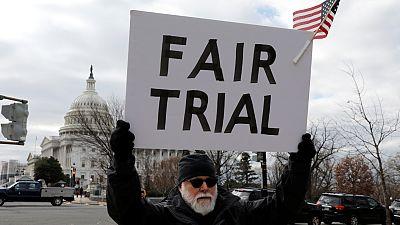 Pulso entre demócratas y republicanos por el comprometedor testimonio de Bolton en el 'impeachment'