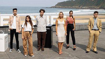 'Quién lo impide': el monumento a la adolescencia de Jonás Trueba que enamora en San Sebastián