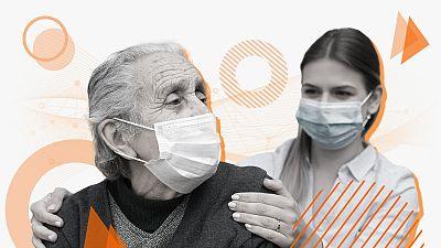 El impacto del coronavirus en las residencias de mayores: 13 muertes en la última semana