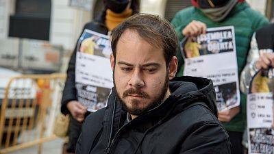 """El rapero Pablo Hasel, a seis días de entrar en prisión: """"Es un ataque contra las libertades democráticas"""""""