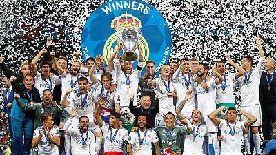 El Real Madrid alarga su hegemonía en Europa