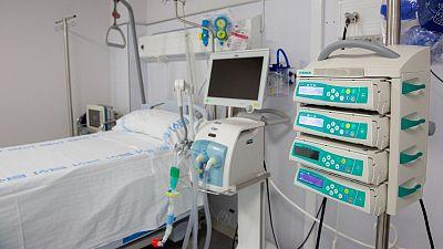 Es redueix la pressió hospitalària a Catalunya
