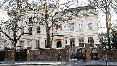 """Reino Unido y Rusia: una """"Guerra Fría"""" alentada por la purga a los traidores del Kremlin"""