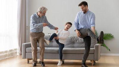 """""""Que el ritmo no pare"""": el baile como terapia para sobrellevar el confinamiento"""