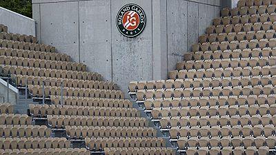 Roland Garros limita el aforo a 11.500 espectadores en todo el complejo con mascarilla obligatoria