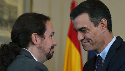 La salida de Juan Carlos I de España abre una nueva grieta en el gobierno de coalición